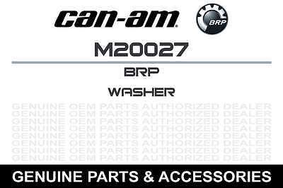 2004 - 2009 Ski-doo Expedition Washer M20027 #snowmobile