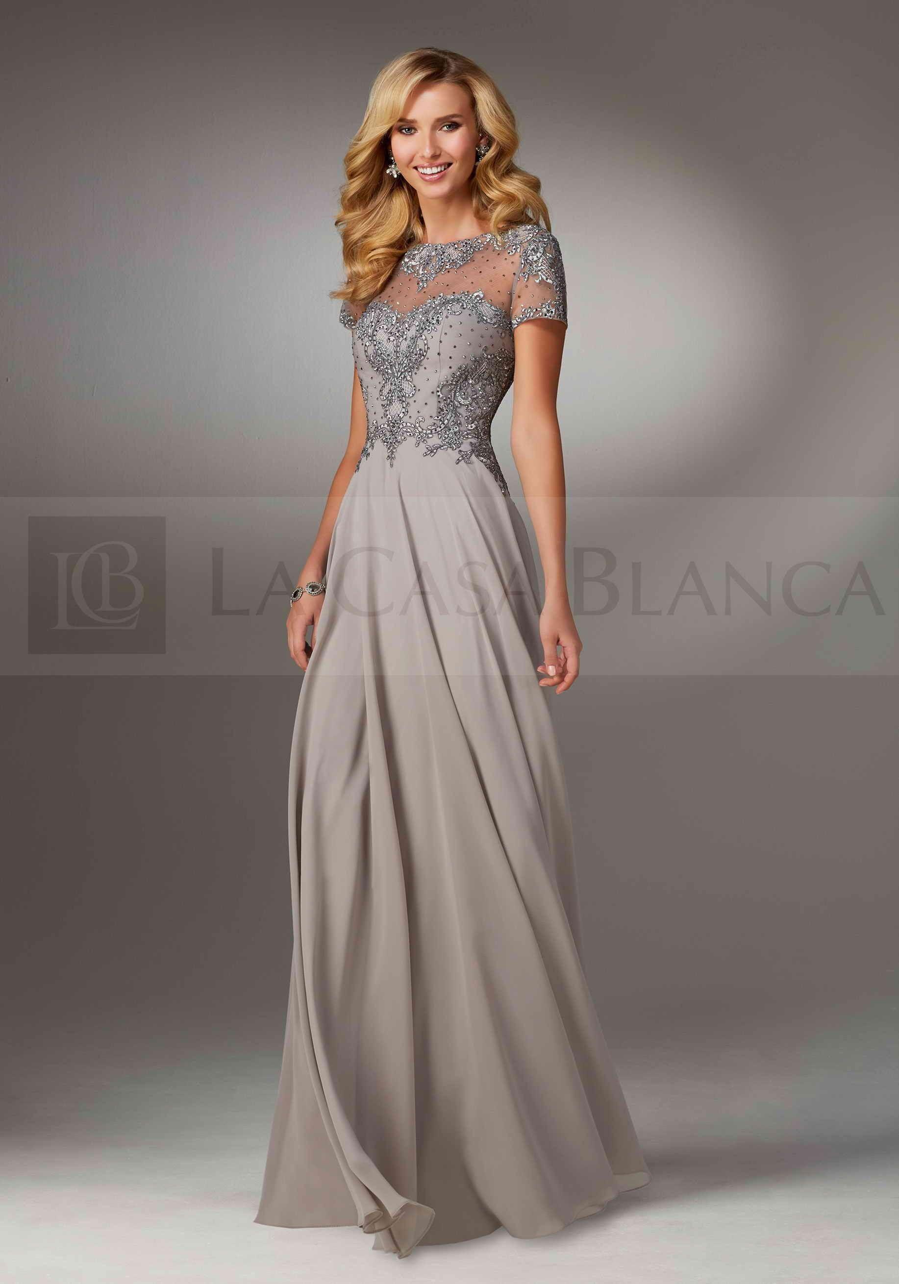 Modelos de vestidos para dama elegantes