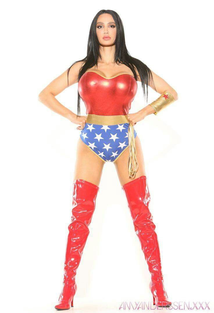 amy anderssen as wonder woman | amy anderssen | pinterest