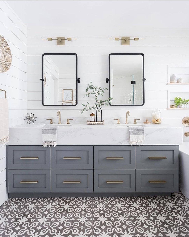 Pinterest Wanderer Hampton Style Bathrooms Bathroom Styling Modern Bathroom