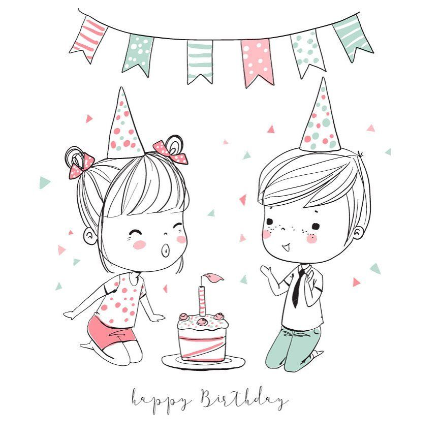 Pin By Littlepb W On Natalia Skripko Birthday Doodle Boy And