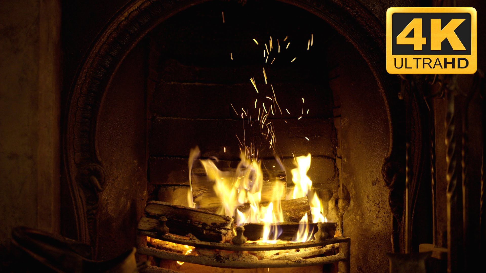 The Best 4K Smart Tv Fireplace Video Ever