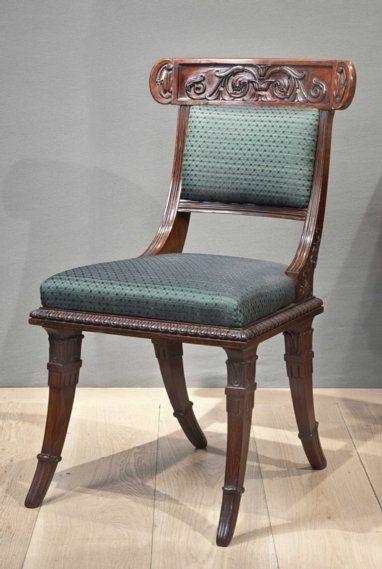 As Is The Regency Period 1810 1815 Mobilier De Salon Regence Art Deco