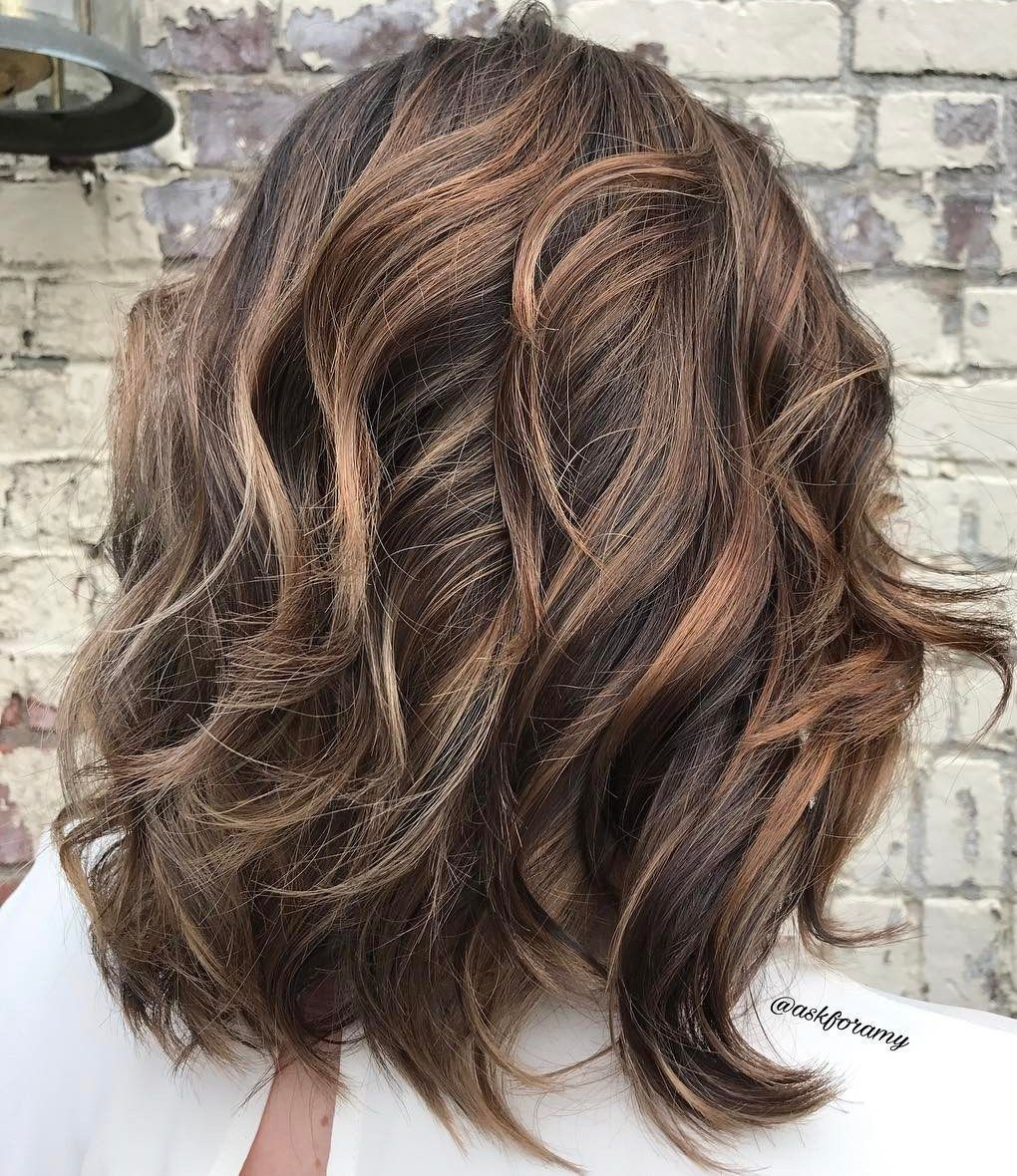 Pin On Wavy Haircut Styles