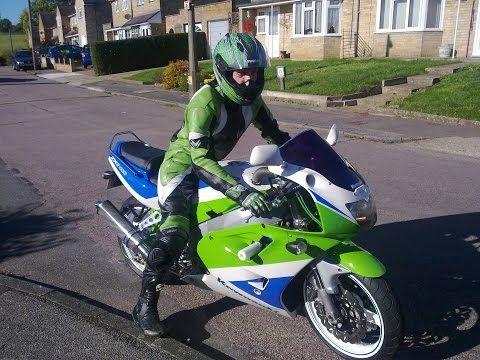 1992 Kawasaki Zxr400 L2 Restoration Kawasaki Restoration Motorcycle