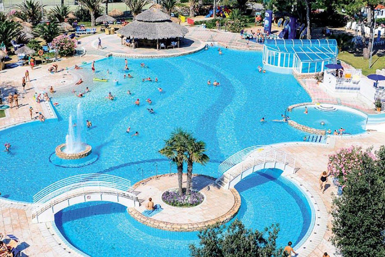 Camping Pino Mare Lignano Sabbiadoro Italy Vacation Camping Beach Resorts