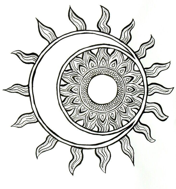pin von janina r auf tattoo  mandala ausmalen kostenlose