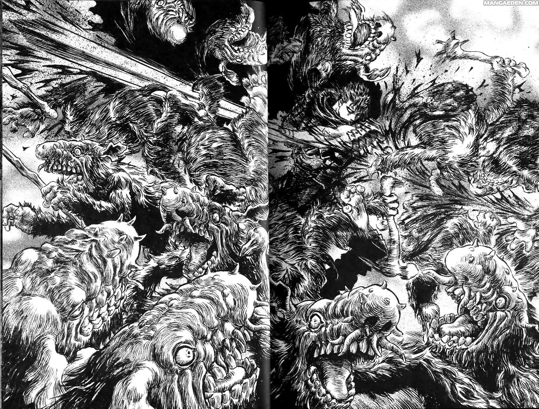 Manga Berserk - Chapter 26 - Page 0