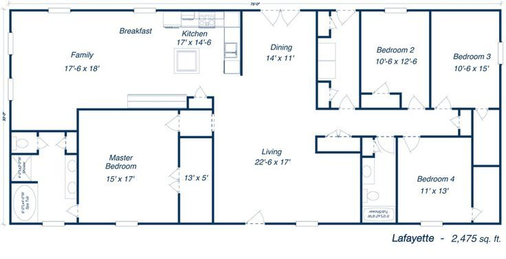 Image result for 30x60 house floor plans | Pole Barn Homes ...
