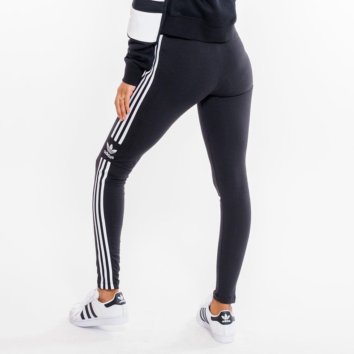 e77f0031fe001 adidas Trefoil Tights in 2019   TROP BEAU   Adidas, Tights, Black tights