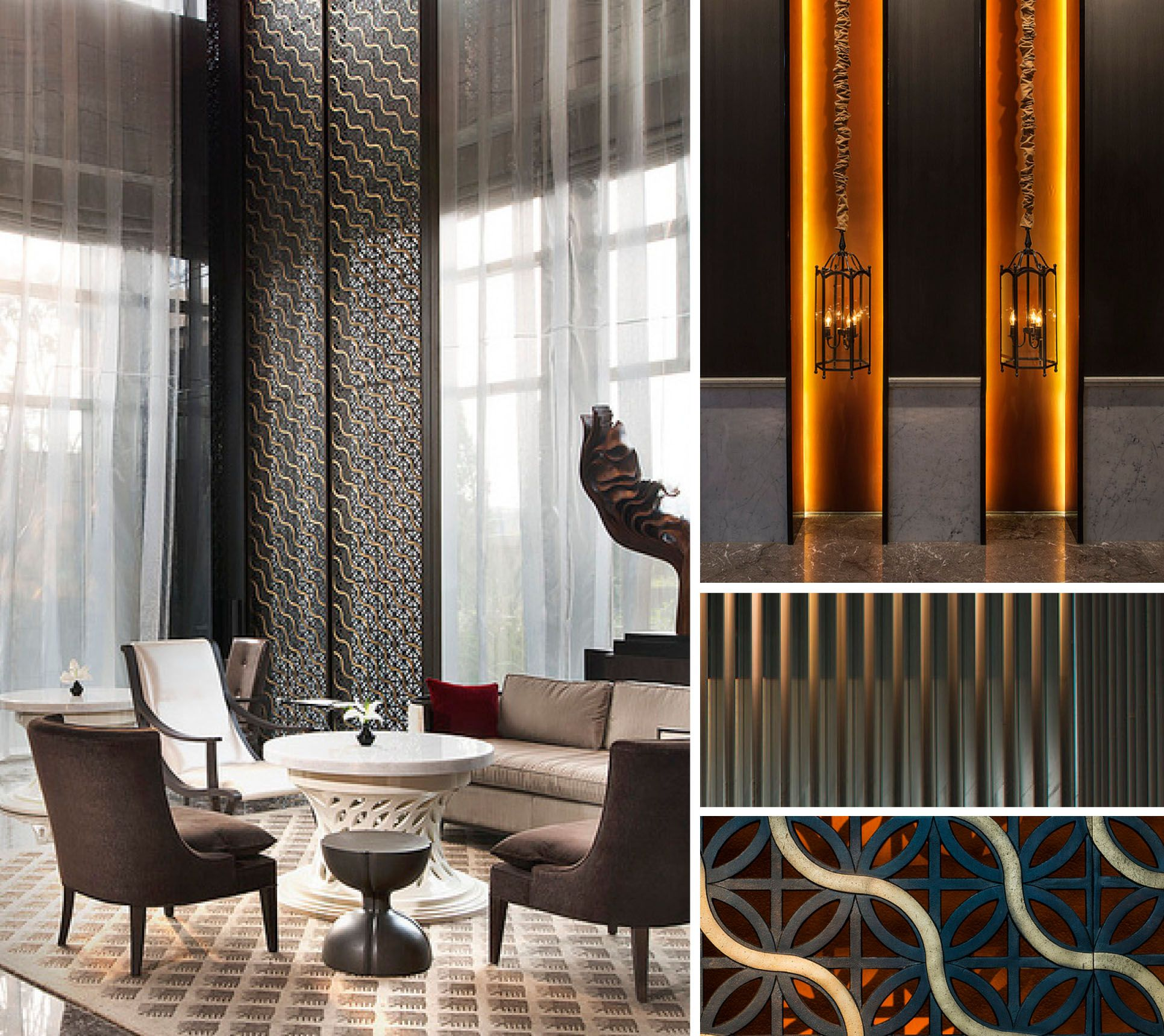 Interior Living Room Apartment Jakarta: SCDA Luxury Collection, Keraton Indonesia