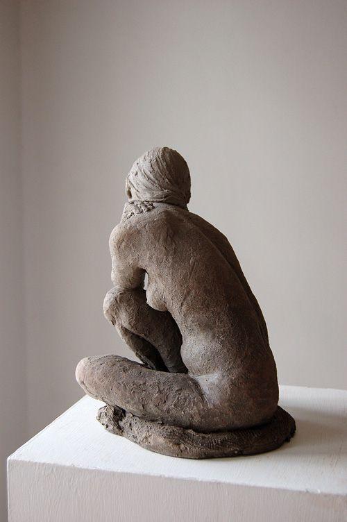 Susie Zamit -Seated figure study