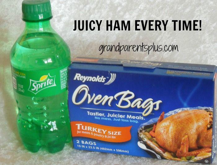 Juicy Ham Recipe Ham Recipes Baked Cooking Spiral Ham How To Cook Ham