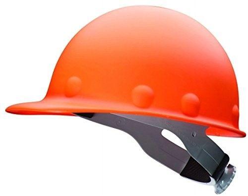 Fibre Metal 280 P2hnrw03a000 Cap Style Hard Hat Orange High Heat As Shown Hard Hat Hard Hats Hats