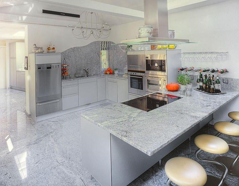 Newstar supply viscount white kitchen granite countertops granite ...