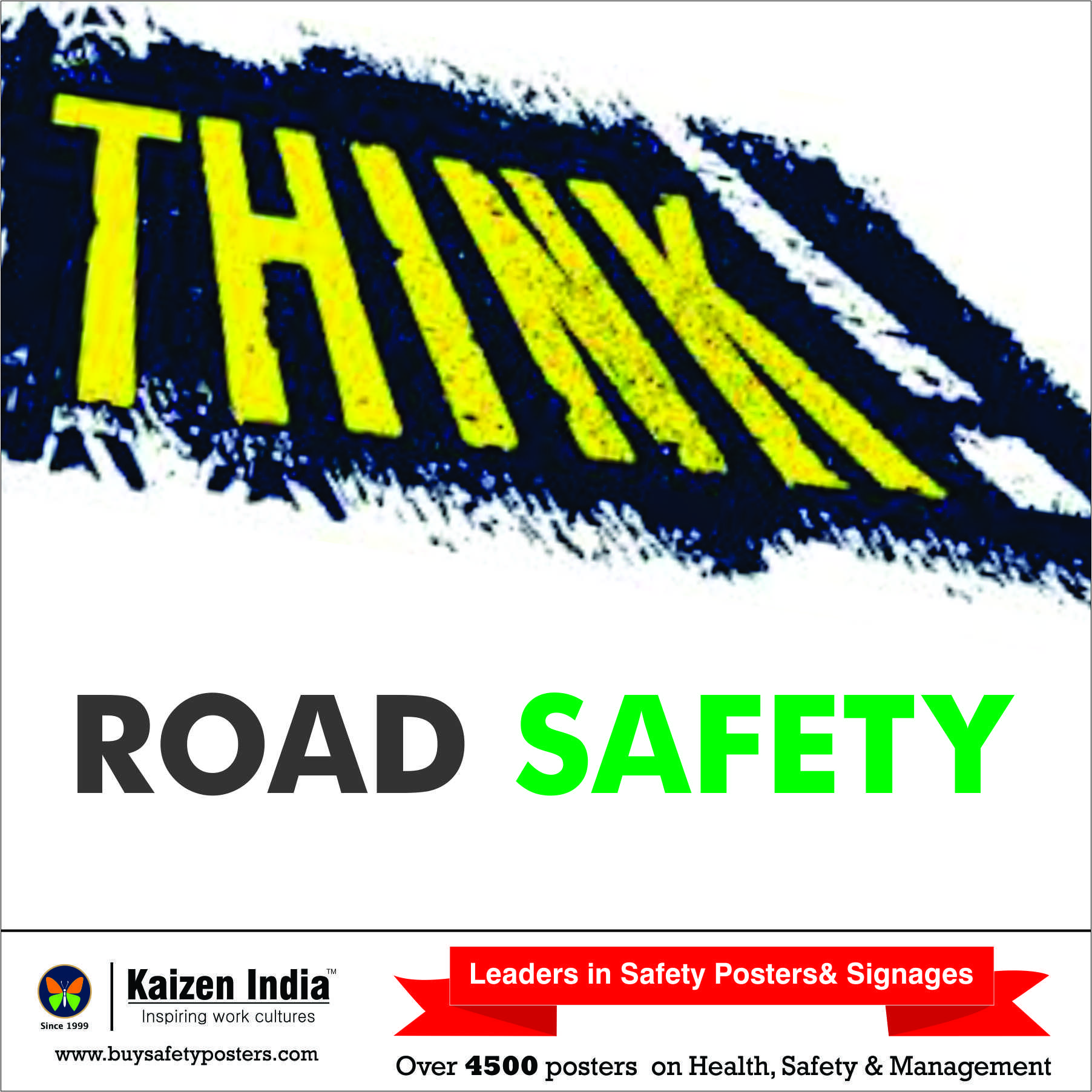 Think Road Safety!! roadsafetyweek besafe safetyfirst