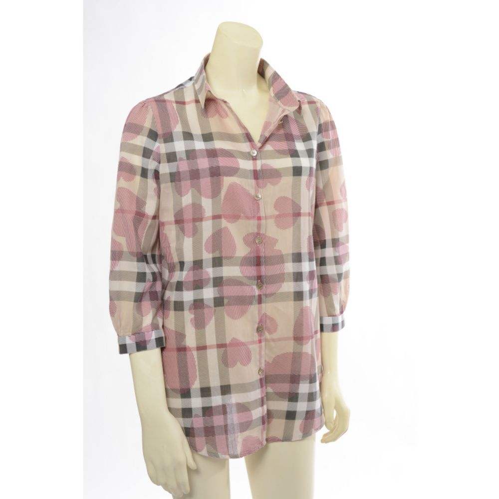 Authentic Burberry Shirt