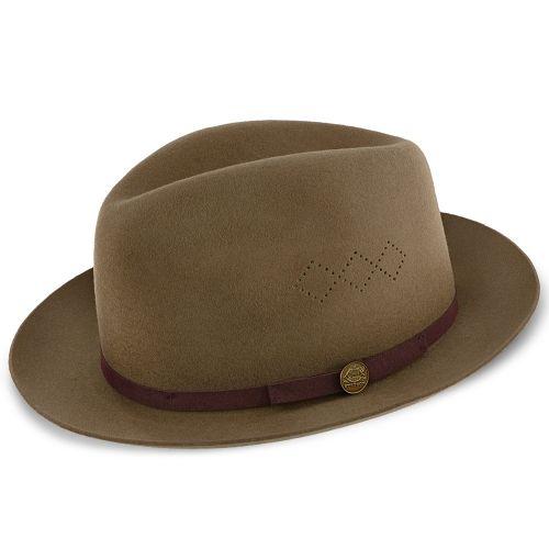 98d1abea Dee Cee - Stetson Wool Felt Fedora Hat in 2019   Fedora Friday ...