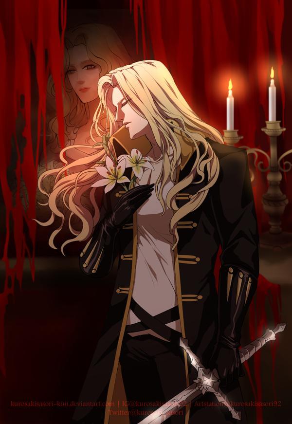 Alucard Castlevania by KurosakiSasorikun on DeviantArt