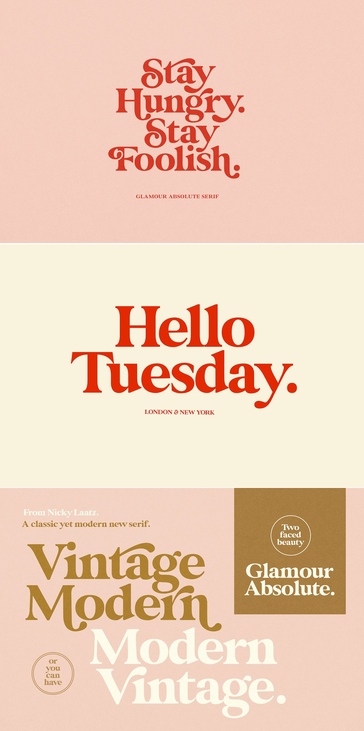 Bold Retro Serif Font In 2020 Vintage Fonts Retro Font Typography Layout