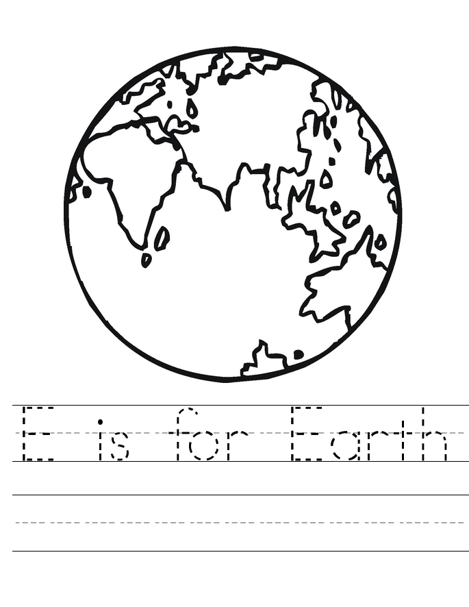 Earth Day Worksheets Best Coloring Pages For Kids Earth Day Activities Earth Lessons Earth Day Worksheets