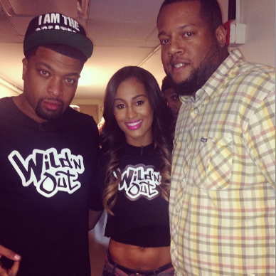 wild 'n out | ... Wild N' Out Season 6 with Comedian Deray Davis and producer Nile