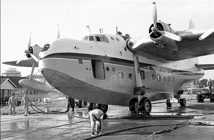 Ansett Short Sunderland 23 C Class Empire Flying Boat (VH-BRF)