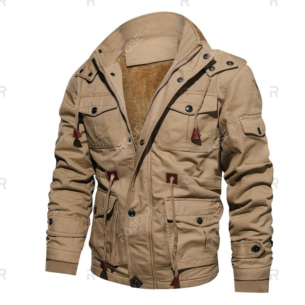 Pin By Lucien Moise On Mens Jackets Casual Winter Military Jacket Mens Military Jacket Army Jacket Men [ 1000 x 1000 Pixel ]