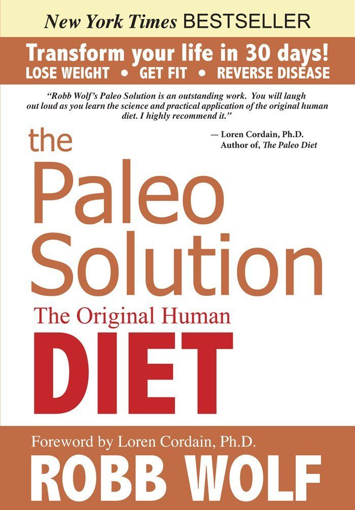 The paleo solution the original human diet by robb wolf 1208 books to learn more about paleo the paleo solution by robb wolf the paleo diet by loren cordain ph the primal blueprint by mark sisson the paleo malvernweather