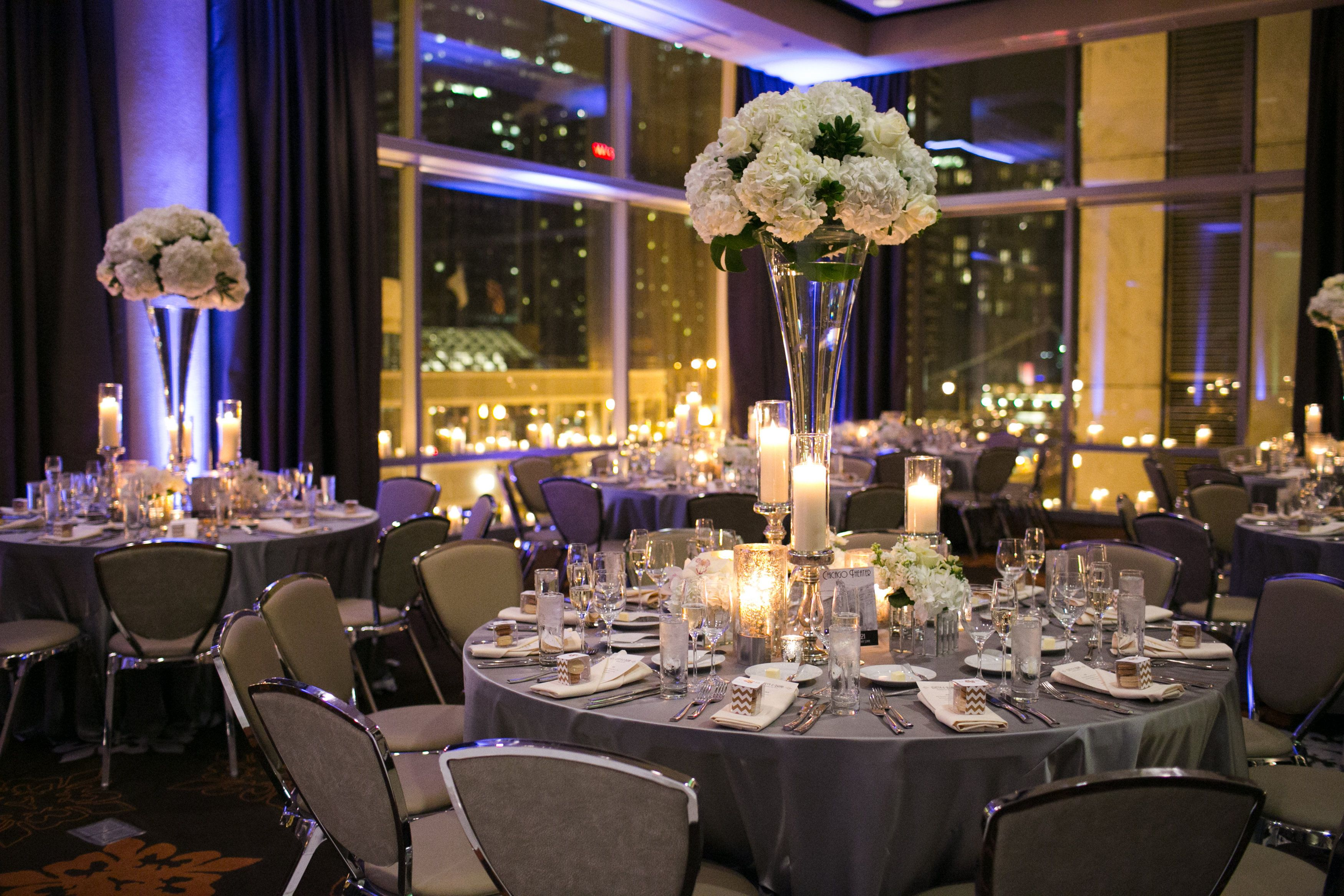 Wedding reception at the Wit Hotel. Photo by Christy