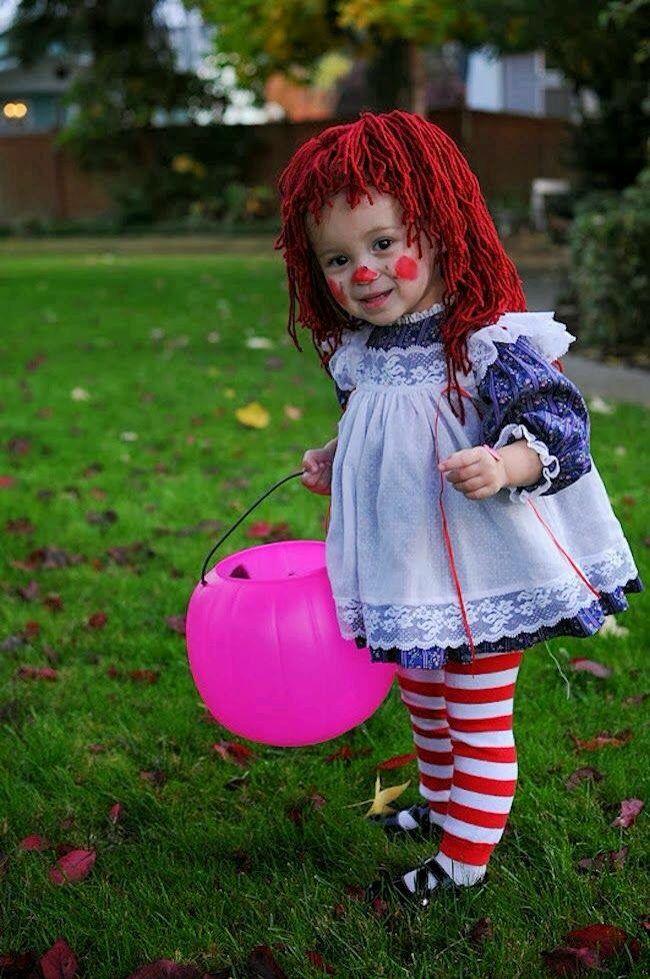 Rag Doll Costume Halloween Celebrations In 2018 Pinterest