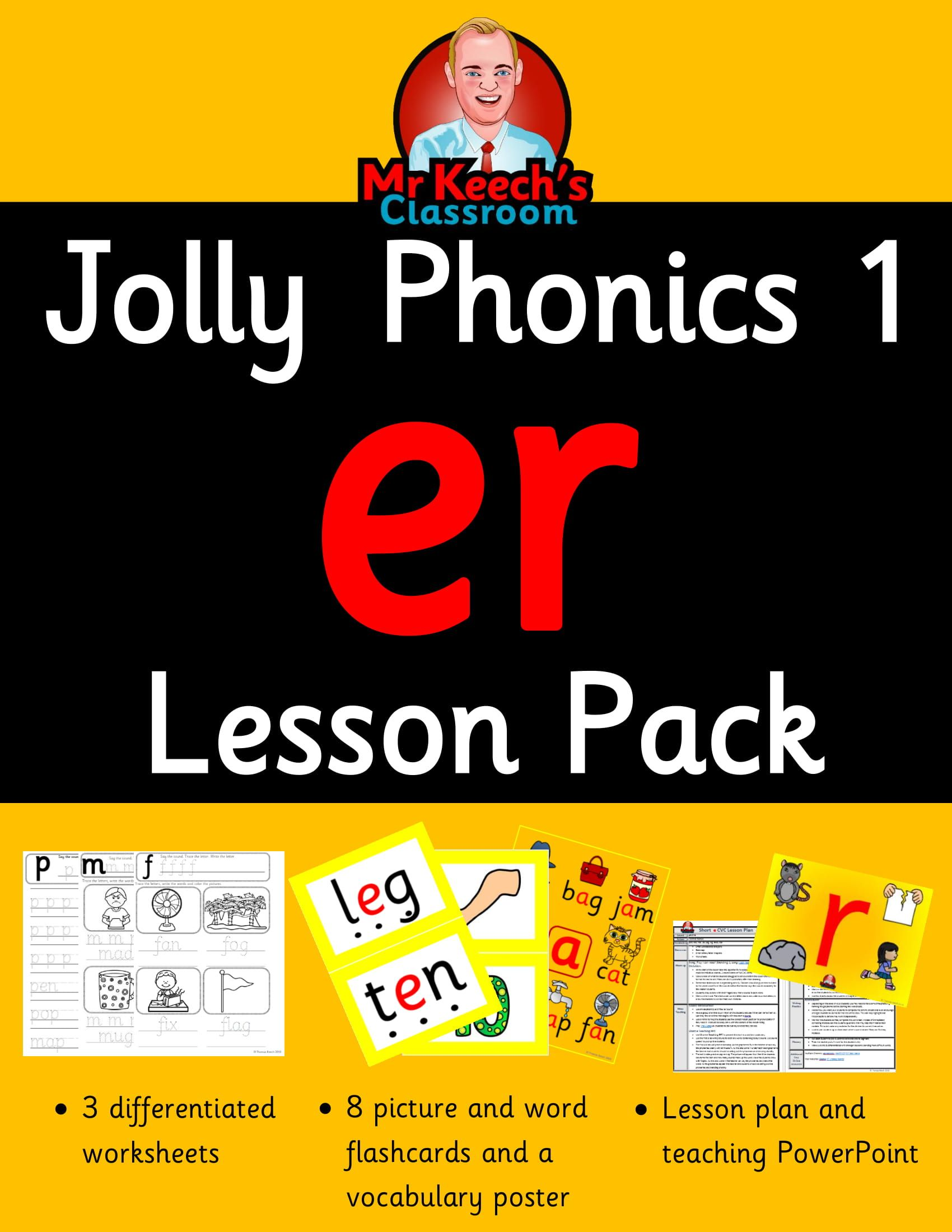 This Er Lesson Pack Contains Everything You Need To Teach