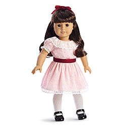 American Girl- Samantha's outfit