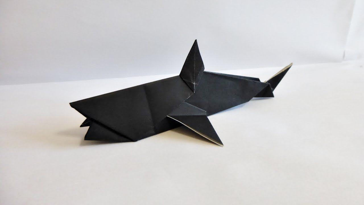 Origami shark by miyajima noboru folded by gilad aharoni sharks origami shark by miyajima noboru folded by gilad aharoni sharks pinterest origami and shark jeuxipadfo Image collections