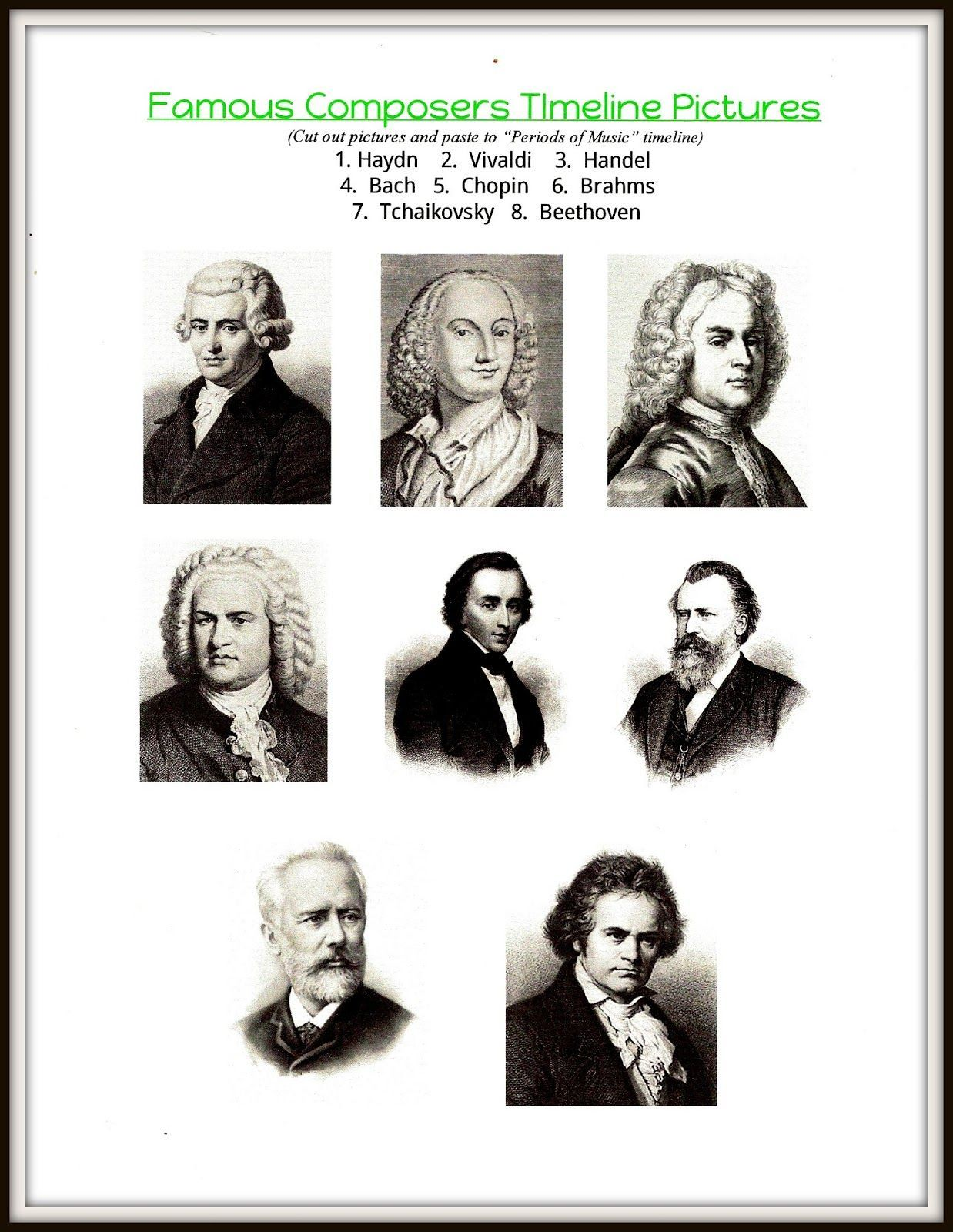 Classical Composers Part Ii