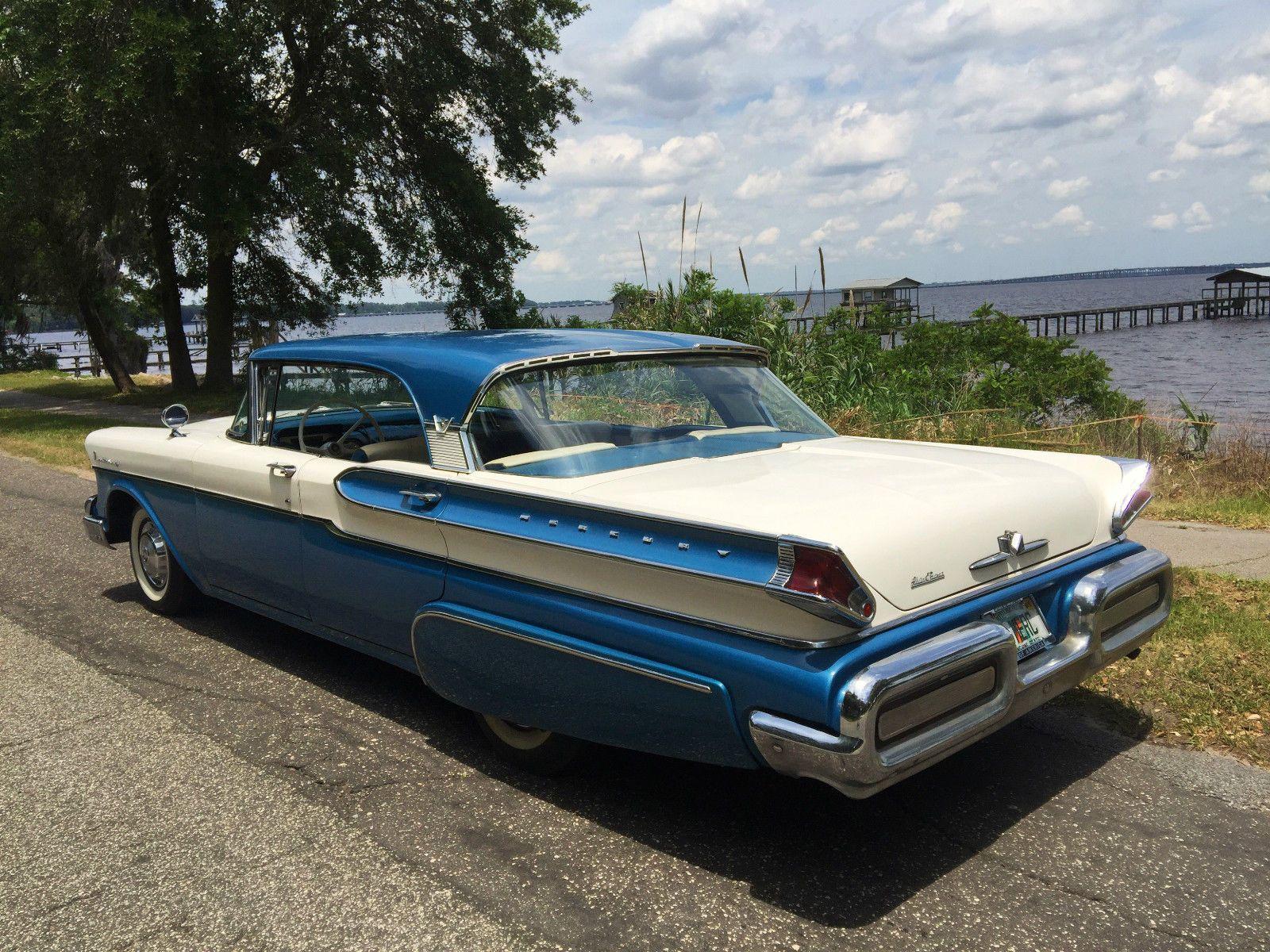 Mercury Monterey 4 Door Hardtop Classic Cars Muscle 1954 Chevy Bel Air Mercury Cars