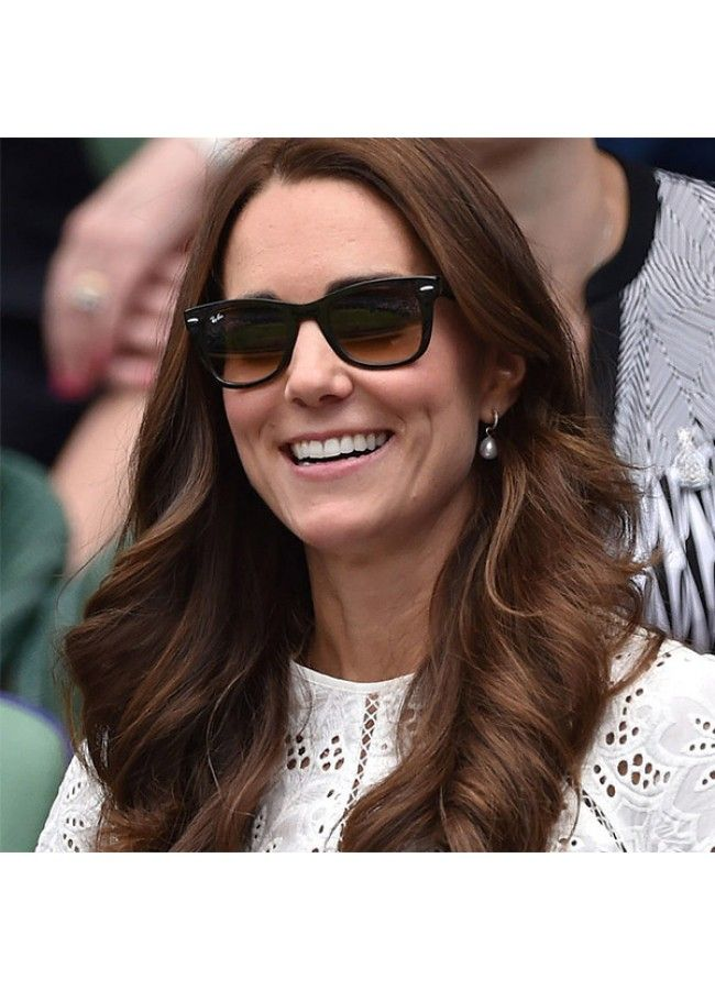 cae816f4c51a Kate Middleton Style Horn Rimmed Celebrity Sunglasses in 2019 ...