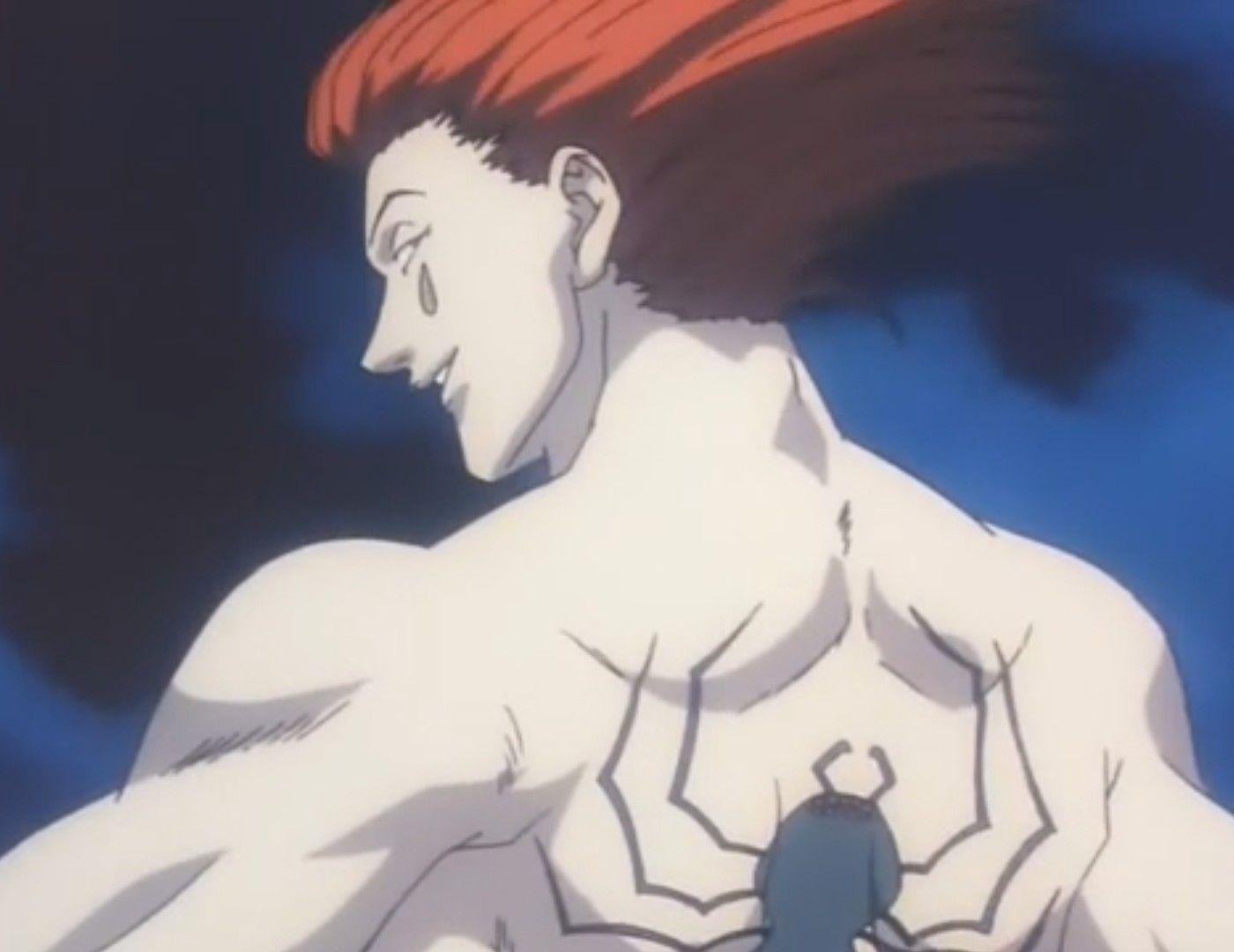 Hisoka Hunter X Hunter 1999 Hisoka Hunter X Hunter Anime