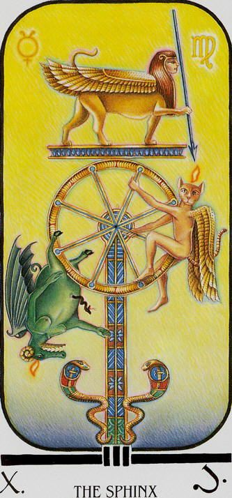 Ibis- X - The Sphinx