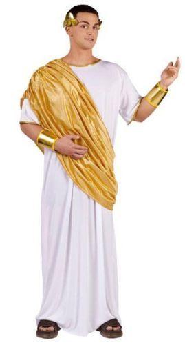 Wreath Rubie/'s Costume Men/'s Novelty Gold Foil Roman Wreath One Size Gold