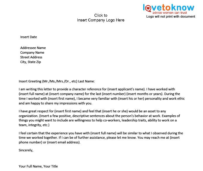 Write A Reference Letter For A Coworker from i.pinimg.com