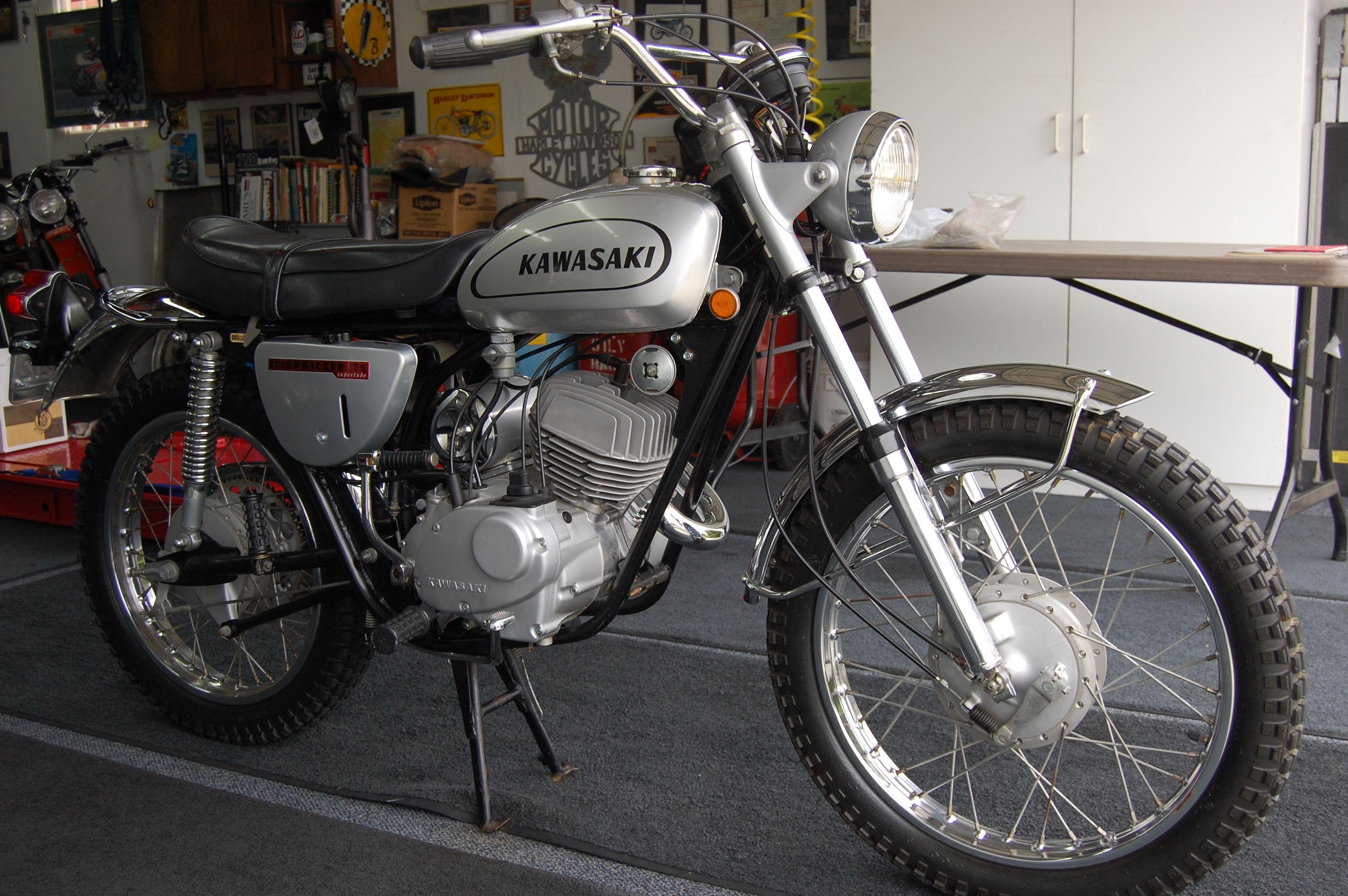 Kawasaki   Bushwacker For Sale