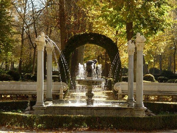 Jardines De Aranjuez Madrid Lugares Preciosos Madrid Ciudad Palacios