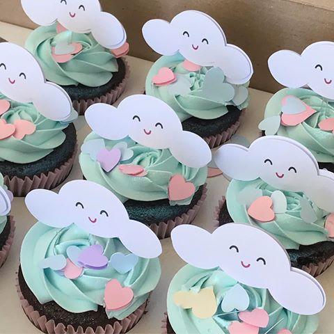 Cupcake Chuva De Amor As 20 Inspiracoes Mais Adoraveis De Todas