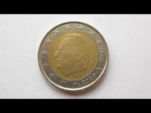 Seltene Euromünze Fehlprägung Aus Deutschland Youtube Münzen