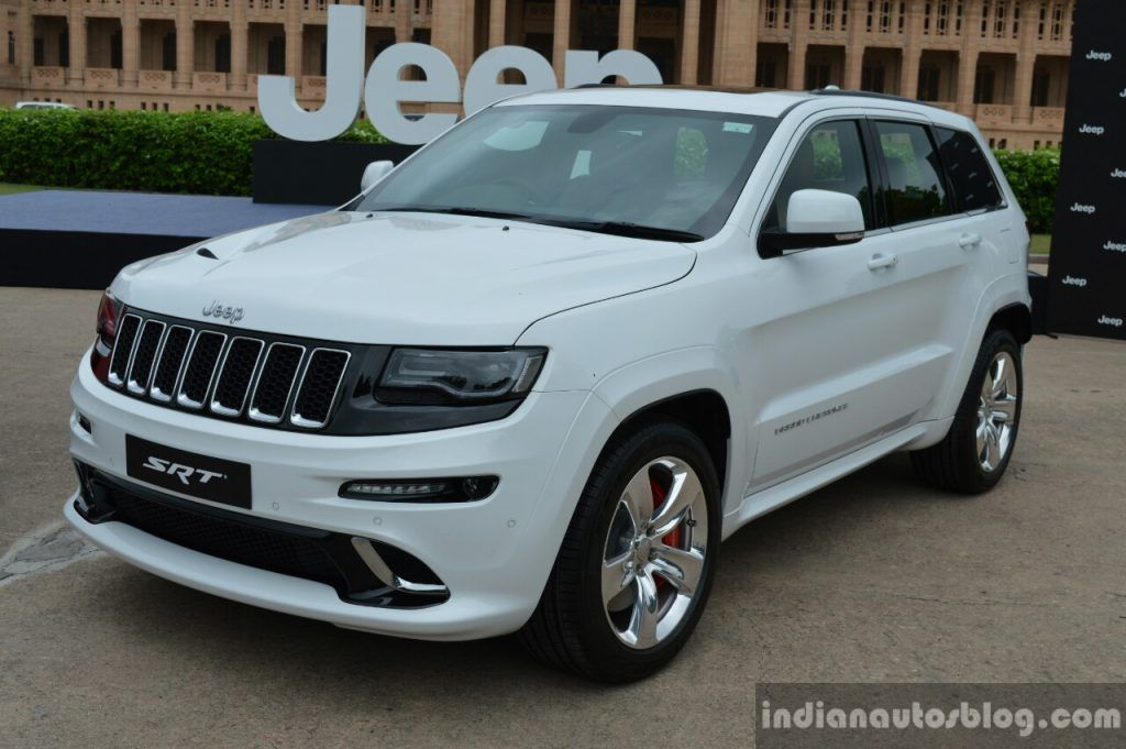 Jeep Grand Cherokee Grand Cherokee Srt Launched In India Jeep