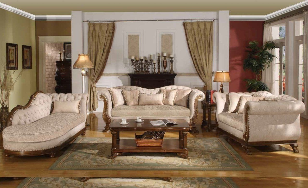 Marvelous Old Fashioned Living Room Designs