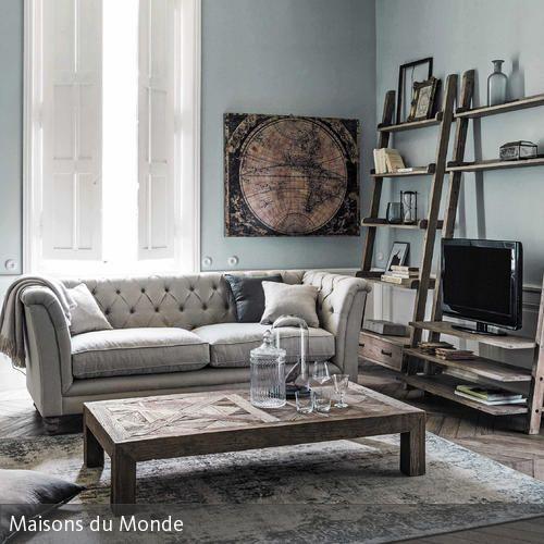 Wohnzimmer kreativ gestalten Living rooms, Decoration and Interiors