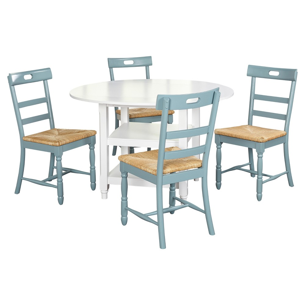 kitchen table sets target knoxville cabinets marketing sys dining set antique blue and products