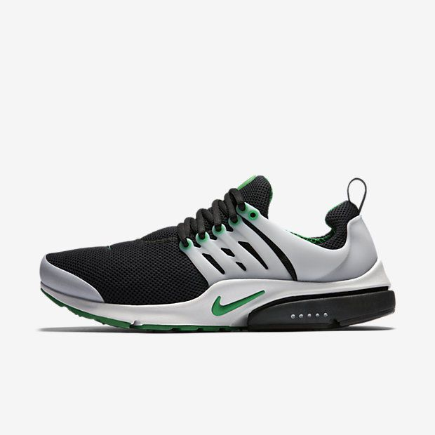 Nike Presto Essential Mens Running Shoes S 8 9 Small Black